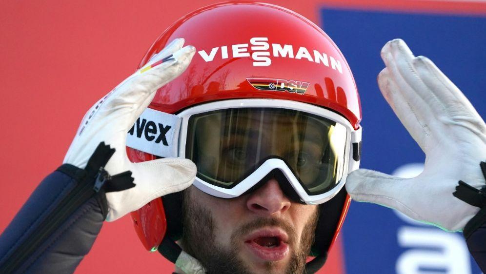 Skisprung-Weltmeister Markus Eisenbichler - Bildquelle: AFPSIDJANEK SKARZYNSKI