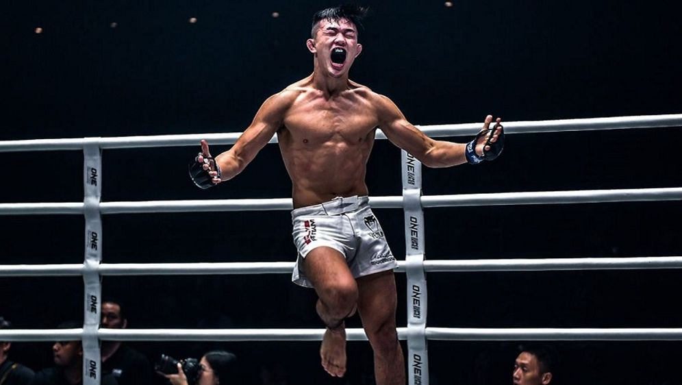 Christian Lee ist der amtierende ONE-Champion im Leichtgewicht - Bildquelle: ONE Championship