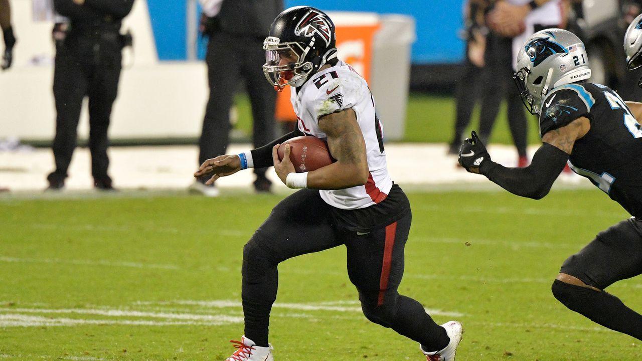 Gute Leistungen: Todd Gurley (Atlanta Falcons) - Bildquelle: 2020 Getty Images