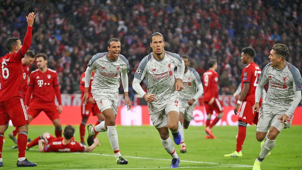 Platz 2: FC Liverpool - Bildquelle: 2019 Getty Images
