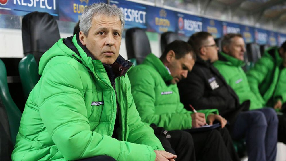 Fc Sevilla Gegen Borussia Mönchengladbach