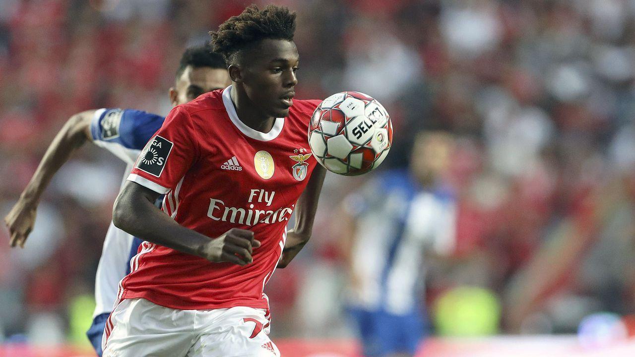 Nuno Tavares (Benfica Lissabon) - Bildquelle: imago images / ZUMA Press