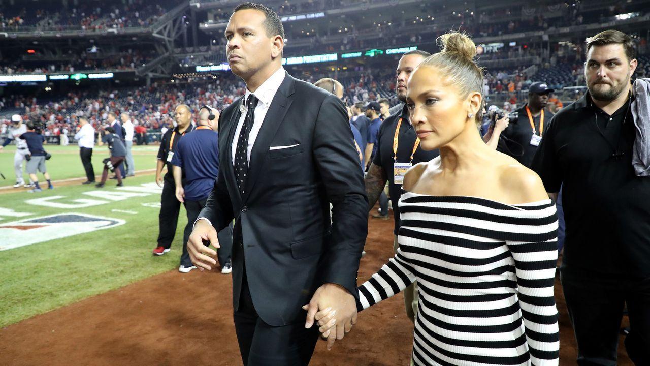 Liebes-Aus! Jennifer Lopez und Alex Rodriguez trennen sich - Bildquelle: 2018 Getty Images