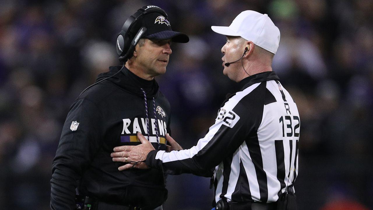 Platz 17: Baltimore Ravens - Bildquelle: 2016 Getty Images