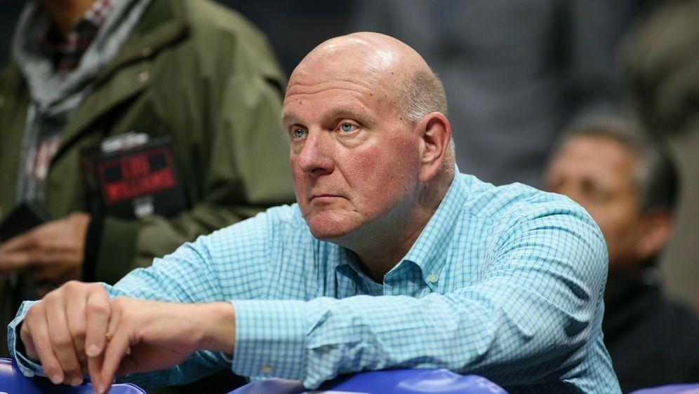 Clippers-Besitzer Steve Ballmer - Bildquelle: imago