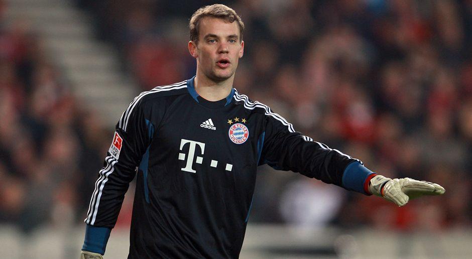2011 - Manuel Neuer zum FC Bayern München (30 Mio.) - Bildquelle: 2011 Getty Images