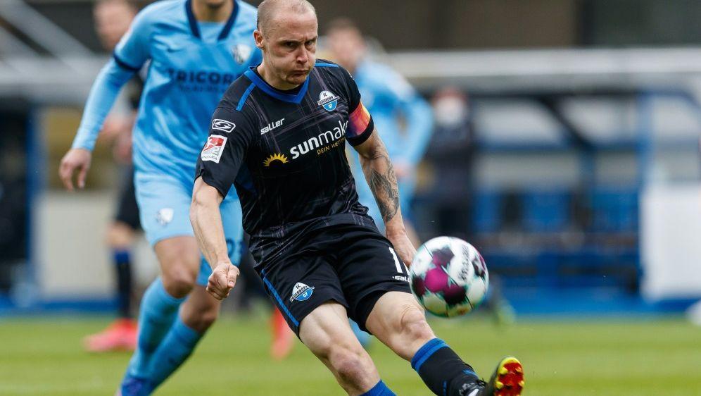Bis 2023: Paderborn verlängert mit Sven Michel - Bildquelle: FIROFIROSID