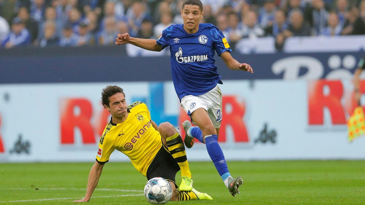 Amine Harit (Schalke 04) - Bildquelle: imago