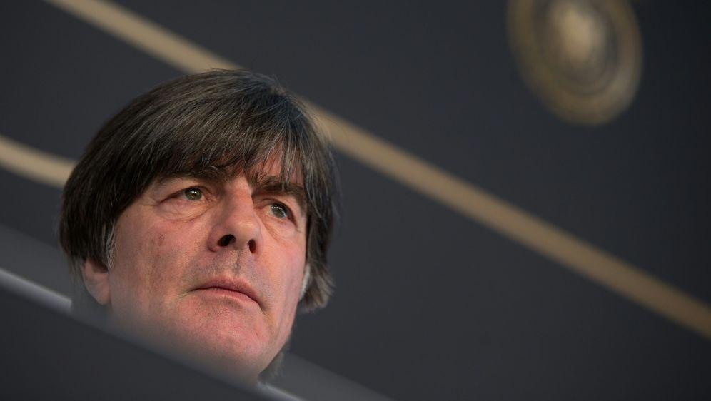 Joachim Löw sieht Entwicklungspotenzial beim DFB-Team - Bildquelle: PIXATHLONPIXATHLONSID