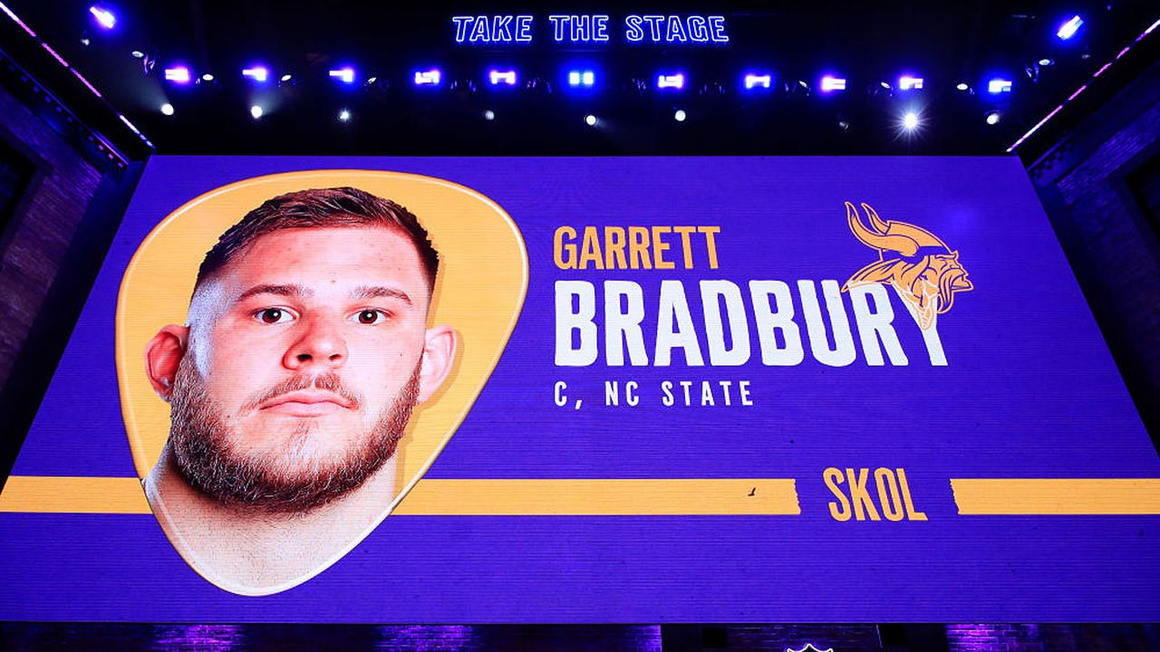 Die Draft Picks der Minnesota Vikings (12) - Bildquelle: 2019 Getty Images