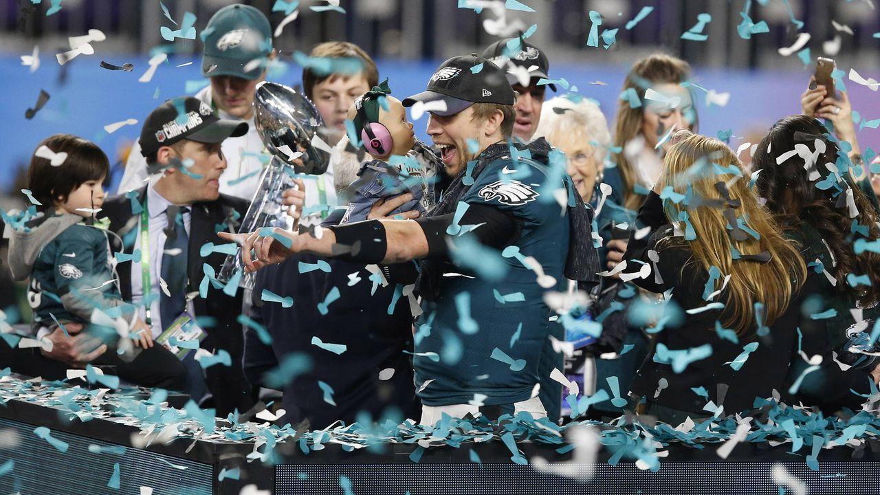Foles: Vom Backup zum Super-Bowl-MVP und wieder zurück - Bildquelle: imago/ZUMA Press