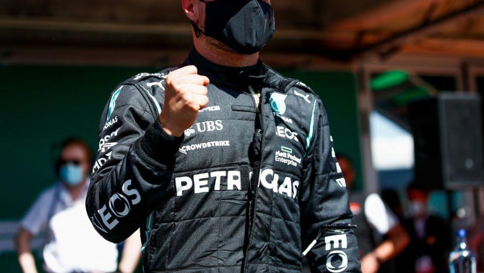 Bottas fährt laut eigenen Aussagen weiter bei Mercedes - Bildquelle: FIROFIROSID