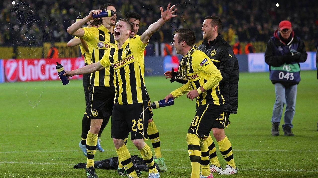 9. April 2013: Das Wunder von Dortmund - Bildquelle: Imago Images