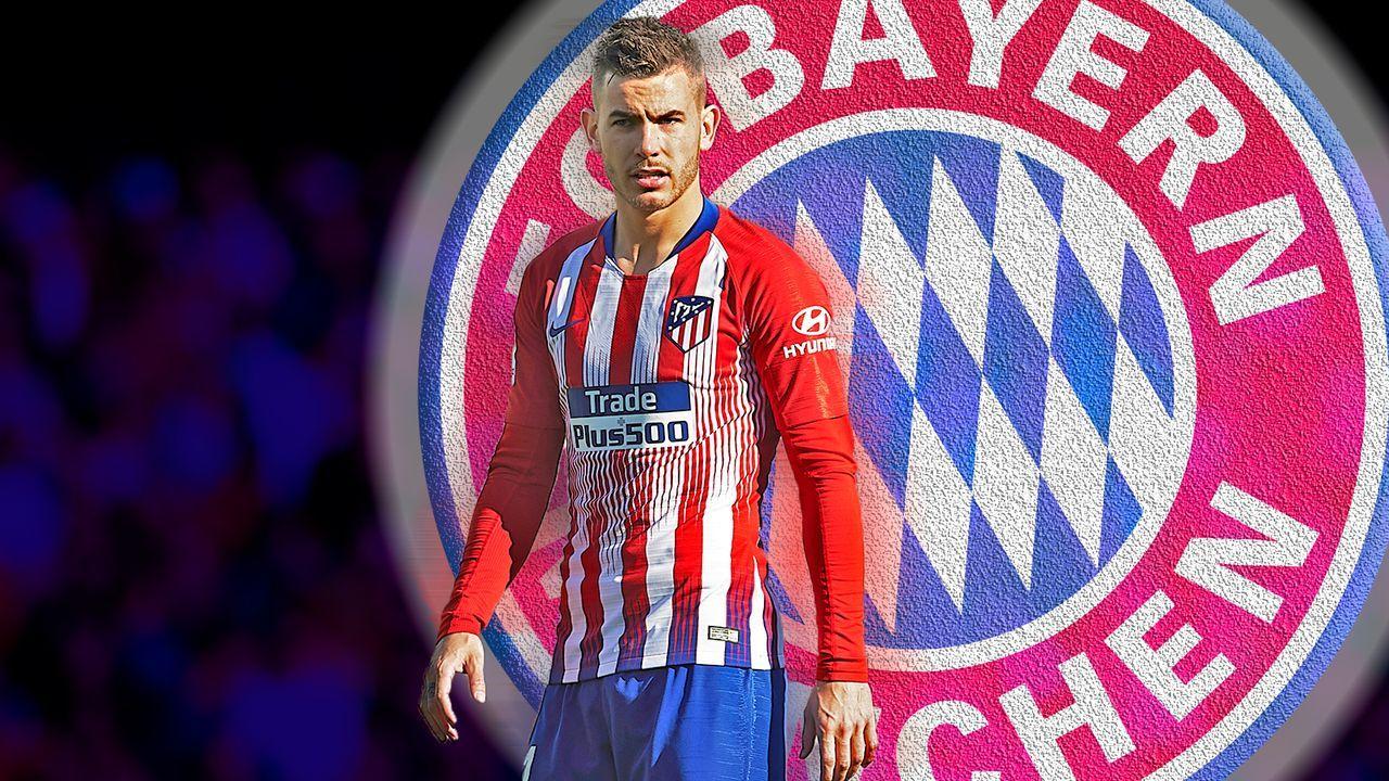 Lucas Hernandez (FC Bayern München) - Bildquelle: 2019 Getty Images