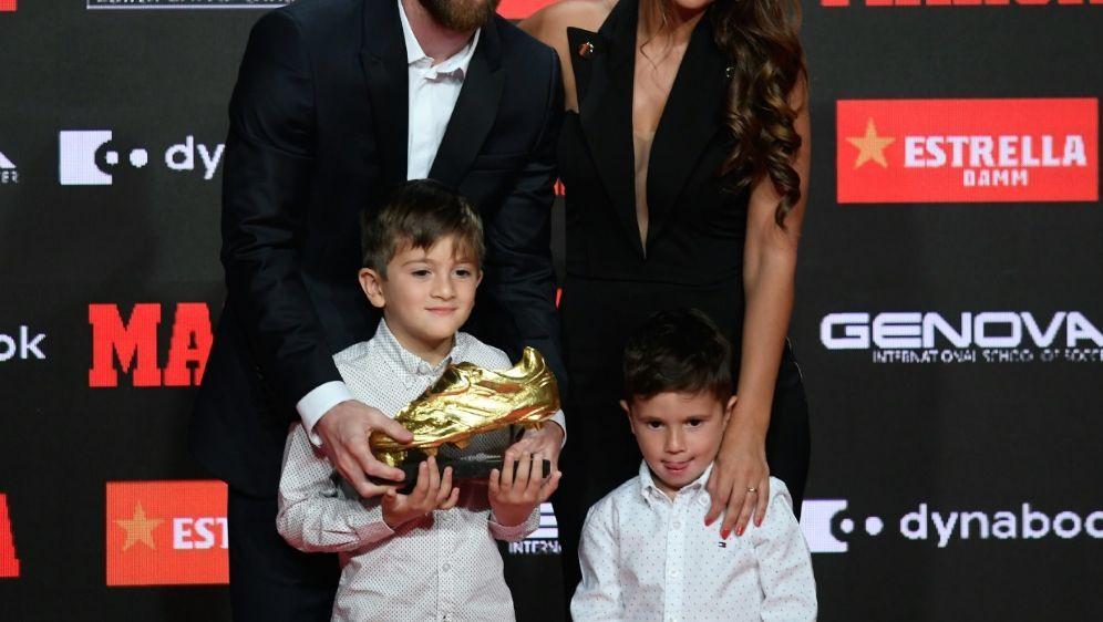 Messi gibt Geheimnisse preis - Bildquelle: AFPSIDJOSEP LAGO