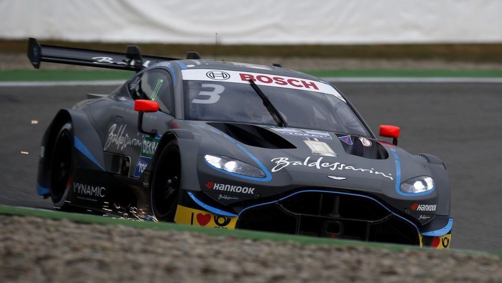 Aston-Martin-Lizenznehmer R-Motorsport trennt sich nach nur einem DTM-Jahr v... - Bildquelle: LAT