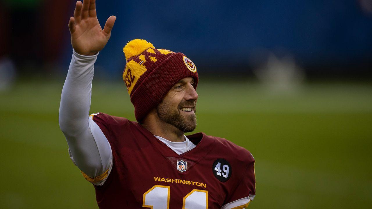 Alex Smith (Washington Football Team) - Bildquelle: Getty Images