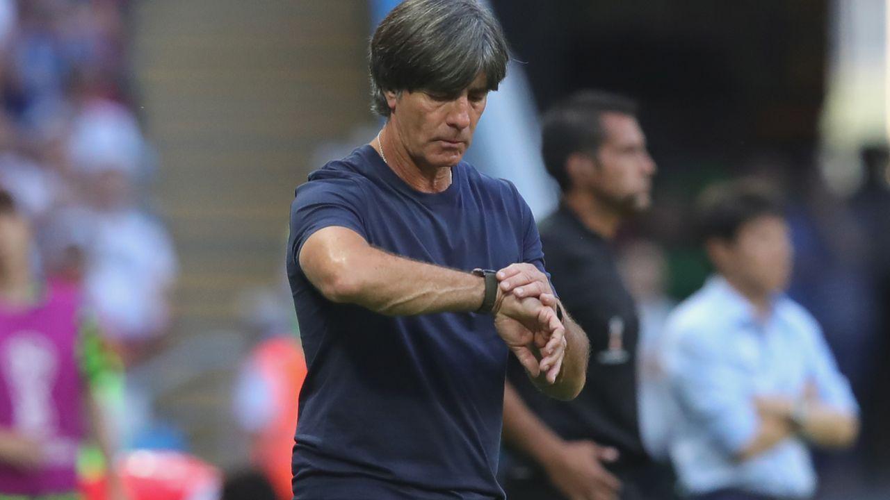 Verlierer: Joachim Löw - Bildquelle: 2018 Getty Images