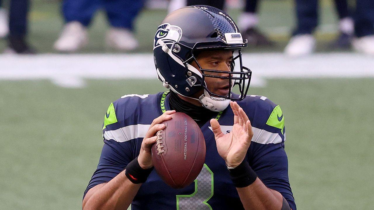 1. Russell Wilson (Seattle Seahawks) - Bildquelle: 2020 Getty Images