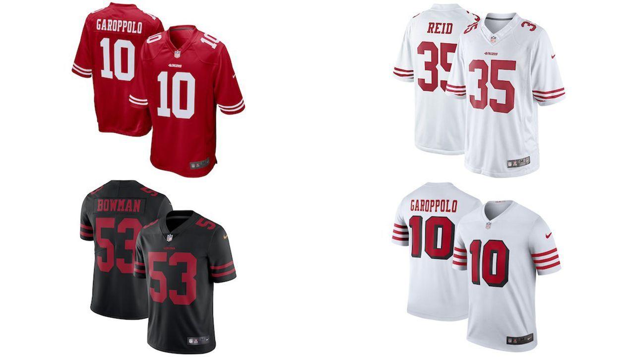 San Francisco 49ers - Bildquelle: nflshop.com