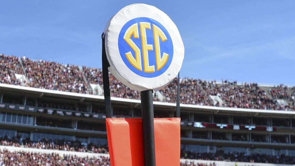 Die LSU Tigers konnten das letzte SEC Championship Game für sich entscheiden... - Bildquelle: imago/ZUMA Press