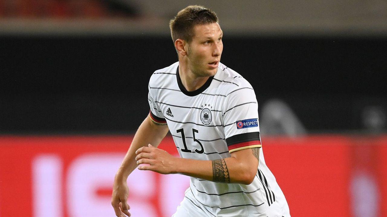 Abwehr: Niklas Süle (FC Bayern München) - Bildquelle: Getty Images