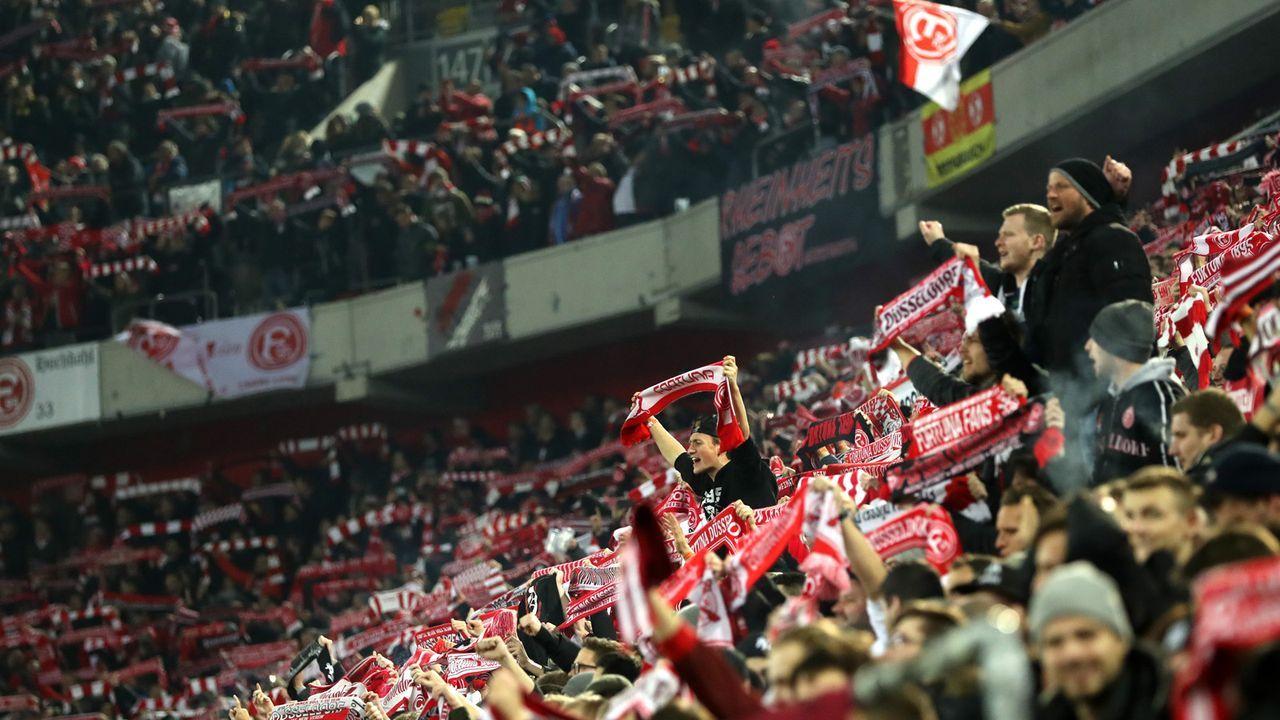 Fortuna Düsseldorf - Bildquelle: 2018 Getty Images