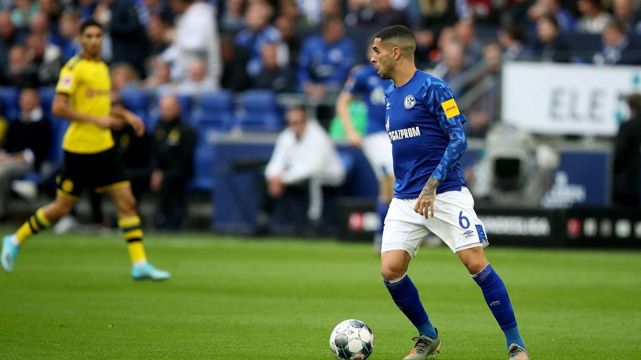 Omar Mascarell (Schalke 04) - Bildquelle: imago
