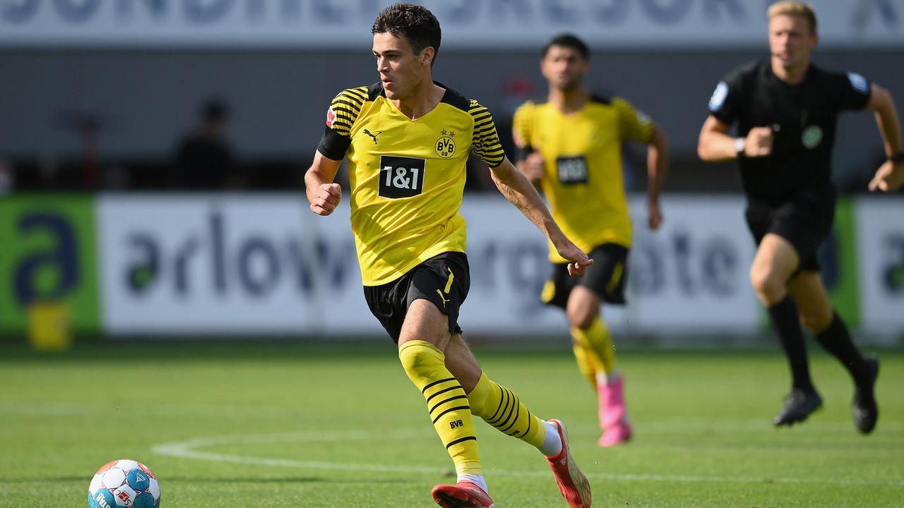 Giovanni Reyna (Borussia Dortmund) - Bildquelle: 2021 Getty Images