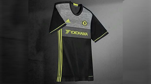 Chelsea Alternativtrikot 2016/2017 - Bildquelle: Instagram/everything.chelsea