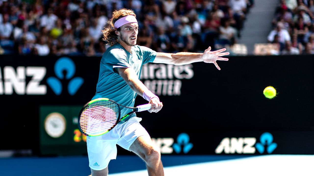 Griechenlands neue Tennis-Hoffnung: Das ist Stefanos Tsitsipas - Bildquelle: 2019 Getty Images