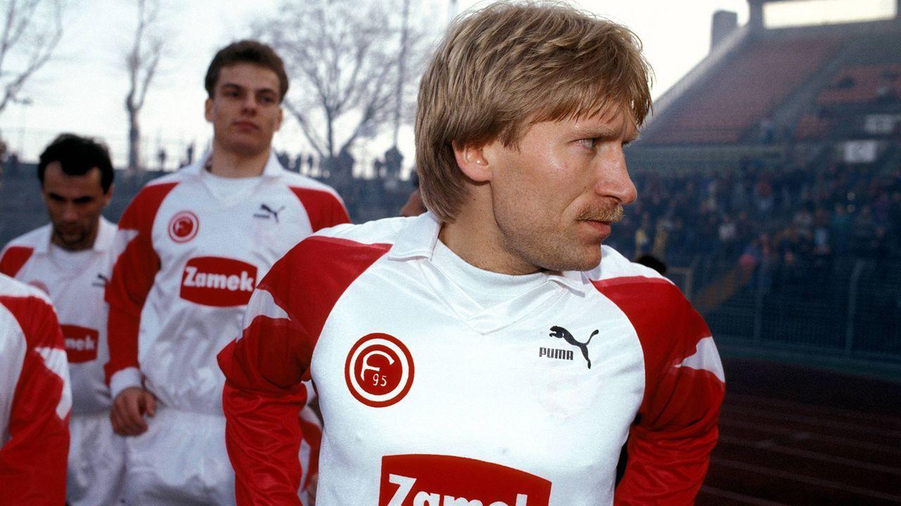 Platz 7: Fortuna Düsseldorf (19 Spiele) - Bildquelle: Imago