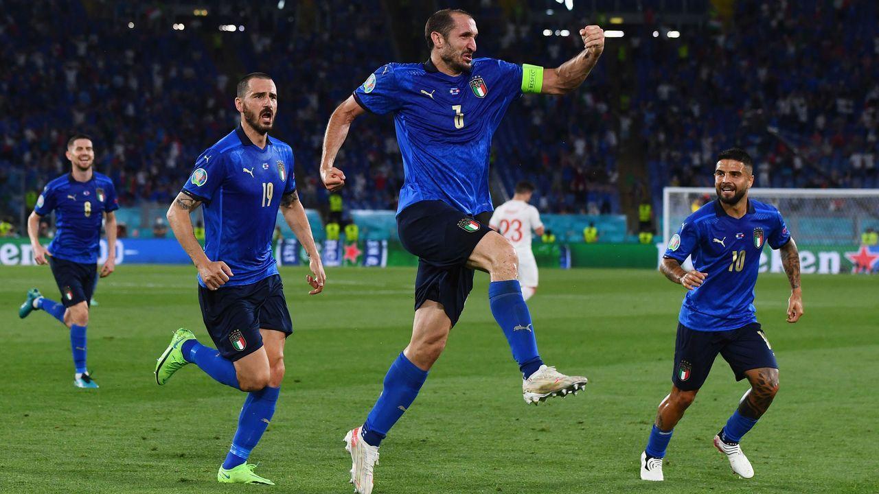 Giorgio Chiellini - Bildquelle:  Getty Images Europe