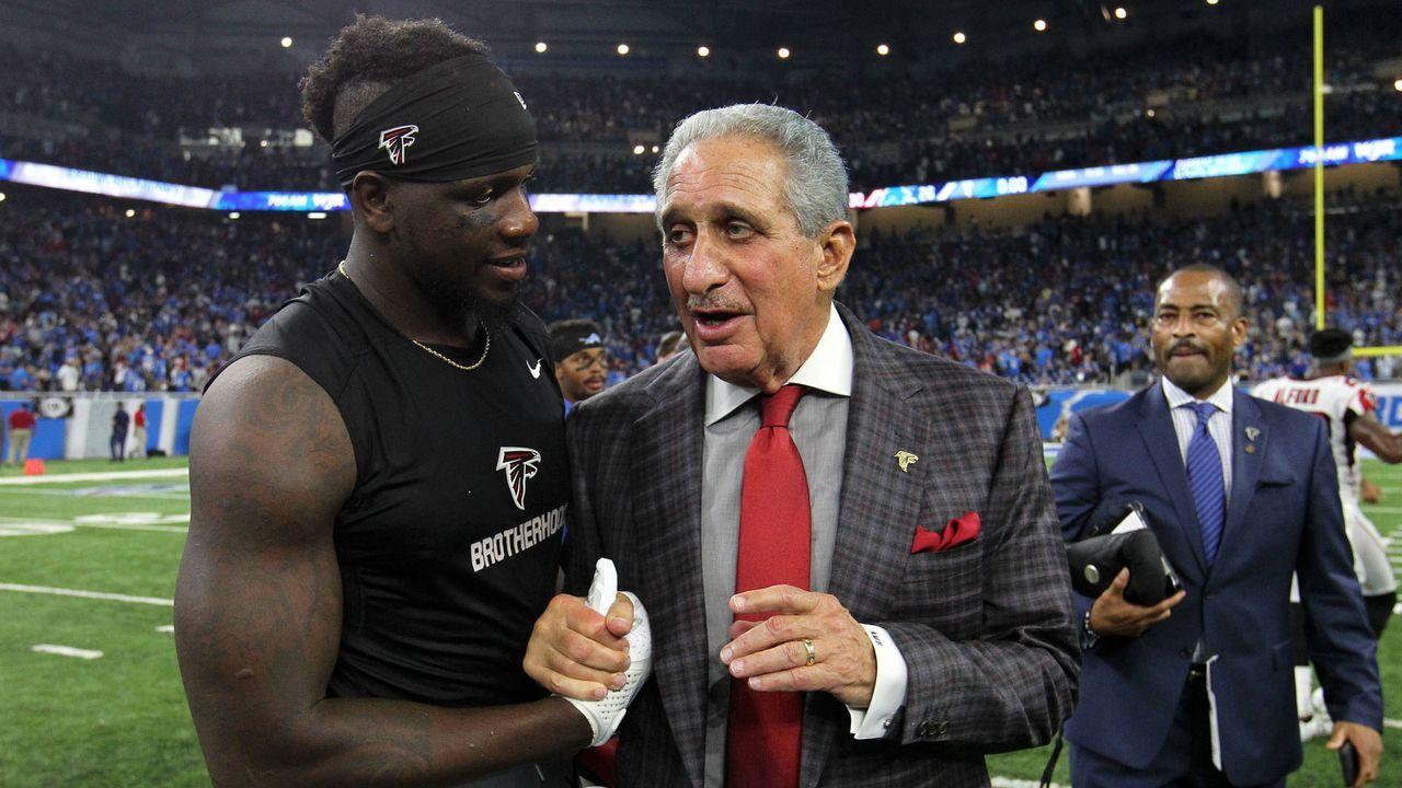 Atlanta Falcons - Arthur Blank - Bildquelle: imago/ZUMA Press