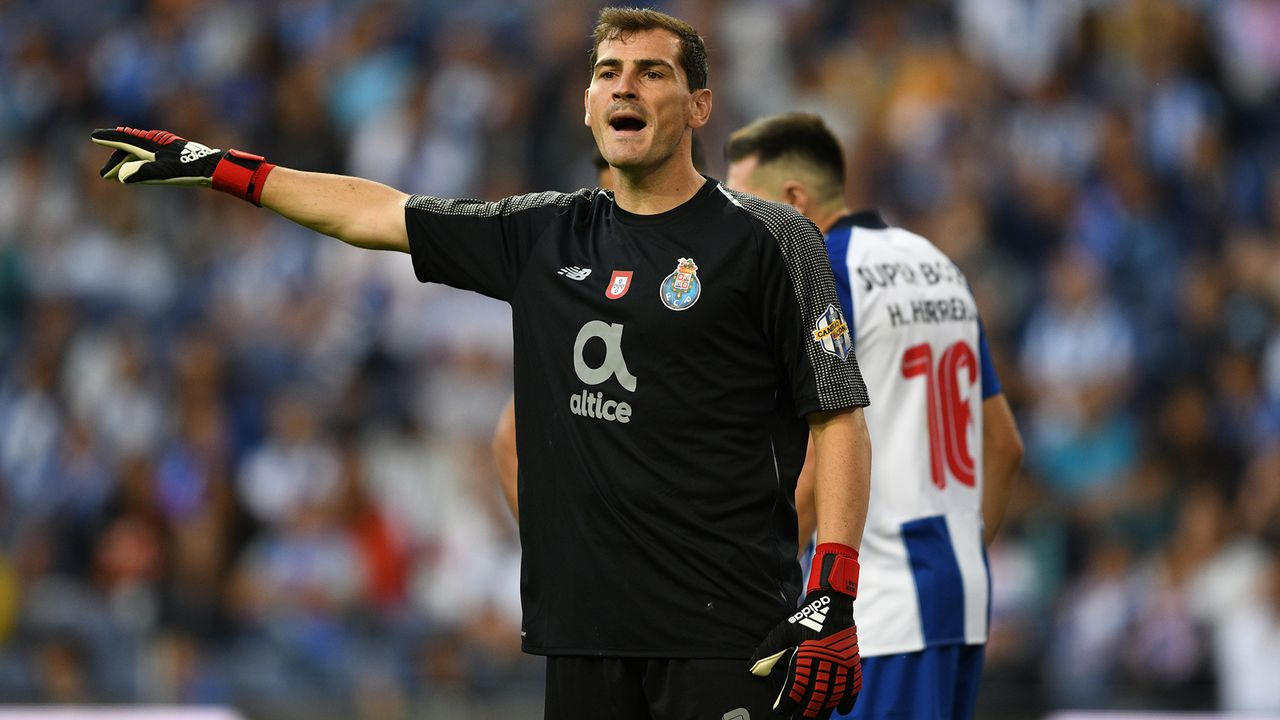 Tor - Iker Casillas - Bildquelle: 2018 Getty Images