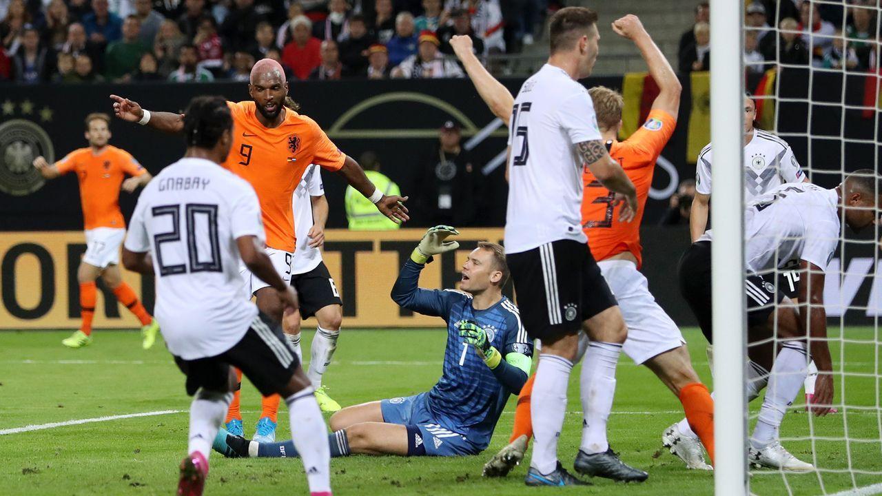 Einzelkritik Deutschland vs. Niederlande - Bildquelle: Getty Images