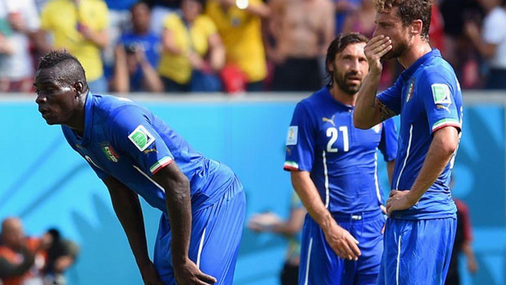 Spiel Italien Heute