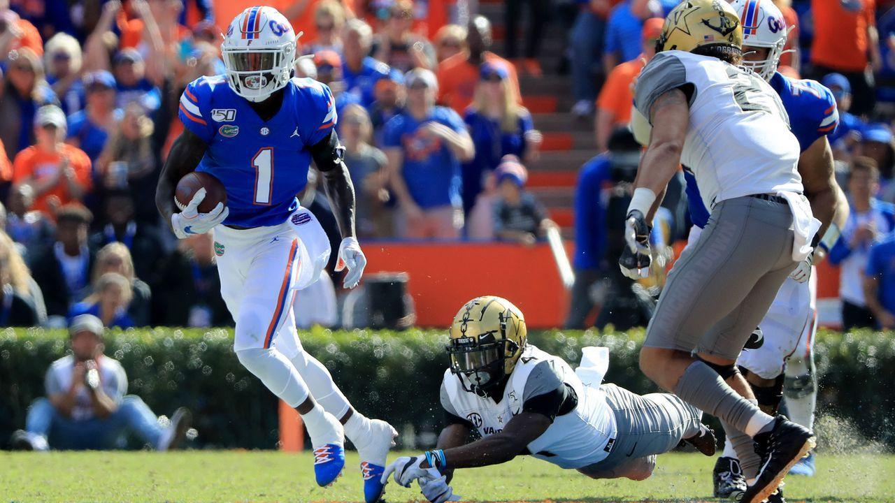 University of Florida (1 First-Round-Pick) - Bildquelle: 2019 Getty Images