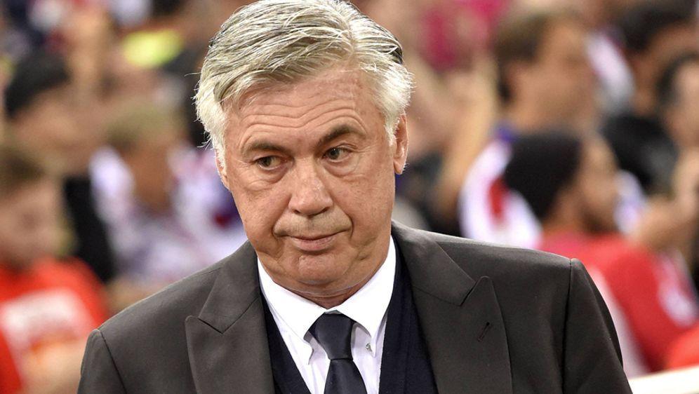 Carlo Ancelotti - Bildquelle: imago/MIS