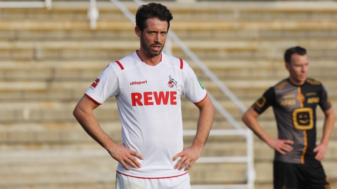 Mark Uth (1. FC Köln) - Bildquelle: imago images/Eduard Bopp
