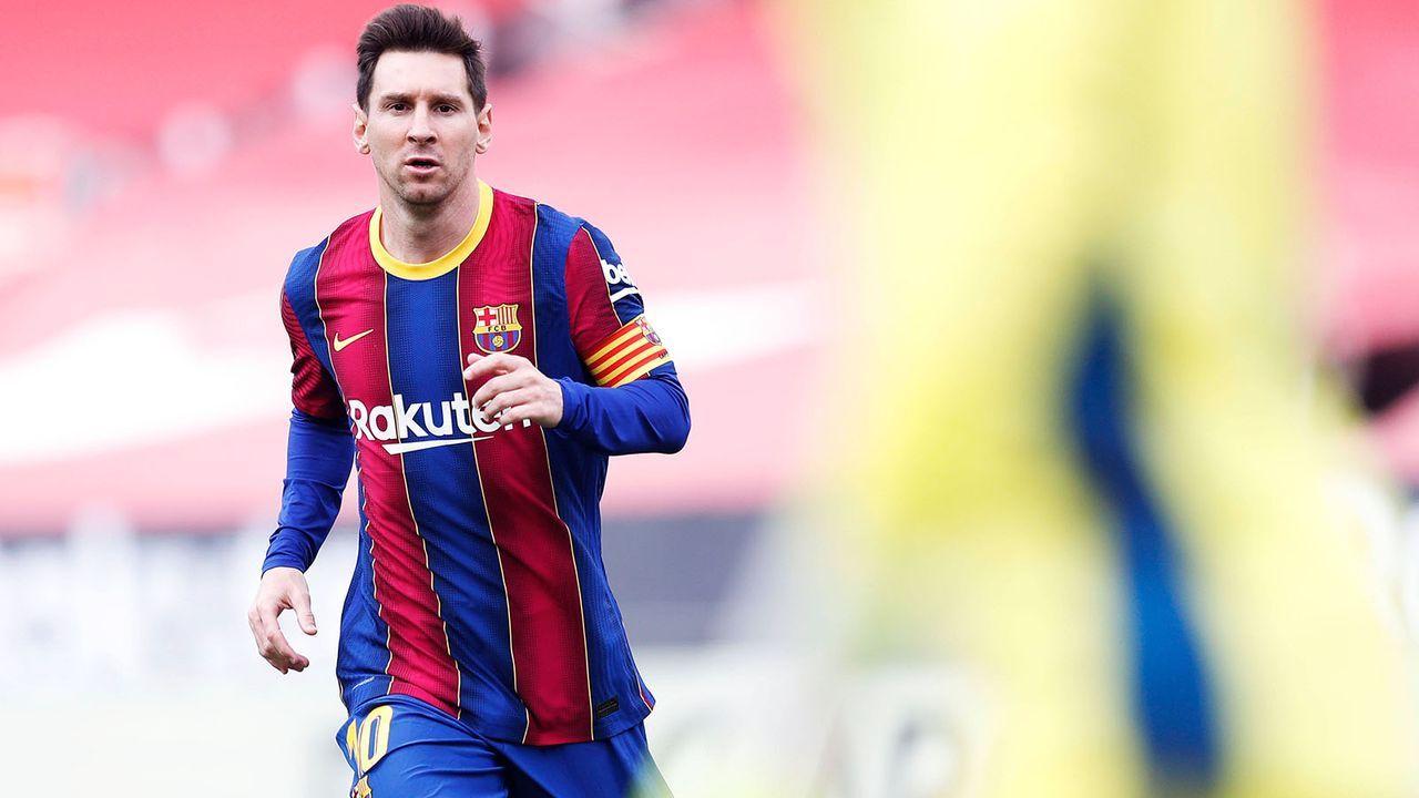 Lionel Messi (FC Barcelona) - Bildquelle: imago images/AFLOSPORT