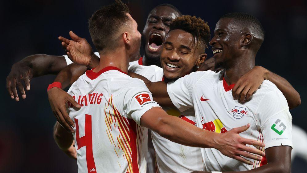 RB Leipzig trifft in der Champions League auf Istanbul Basaksehir - Bildquelle: imago