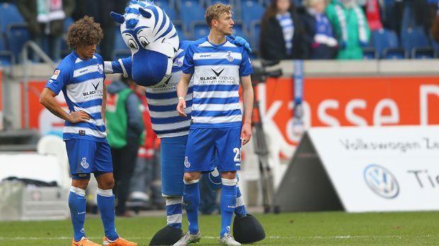 MSV Duisburg - Bildquelle: 2016 Getty Images