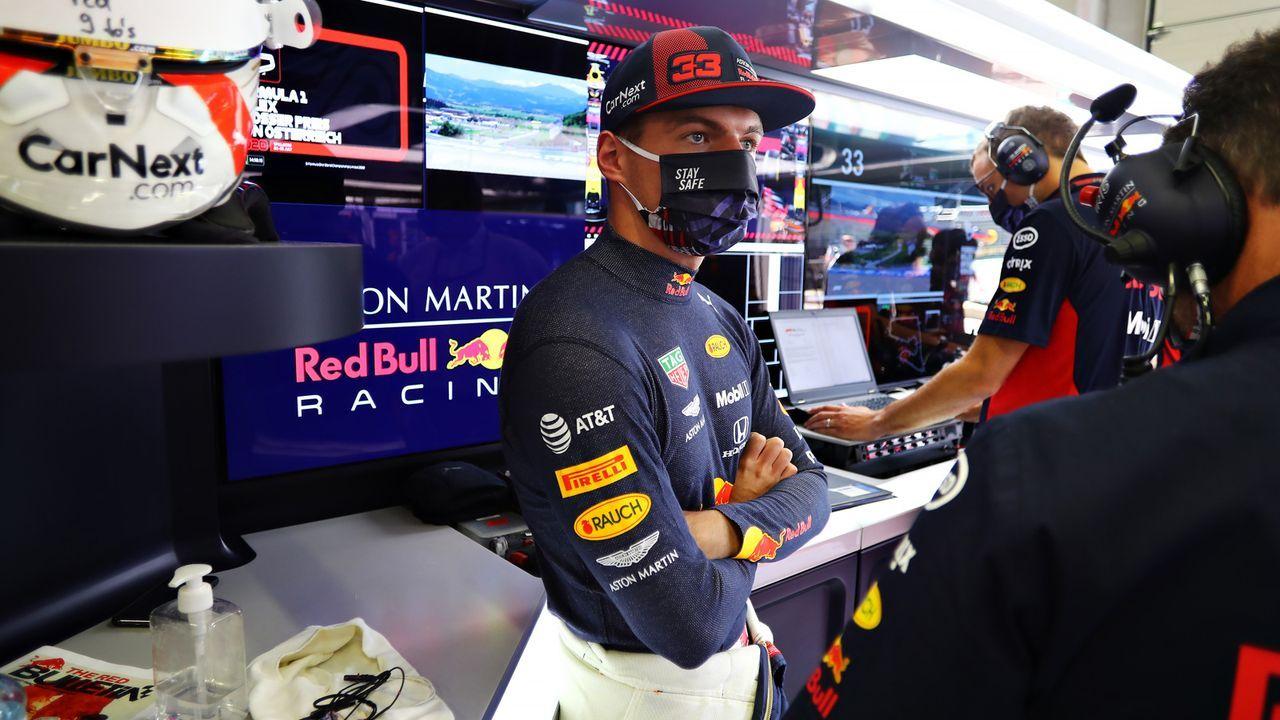 Platz 3: Max Verstappen - Bildquelle: 2020 Getty Images