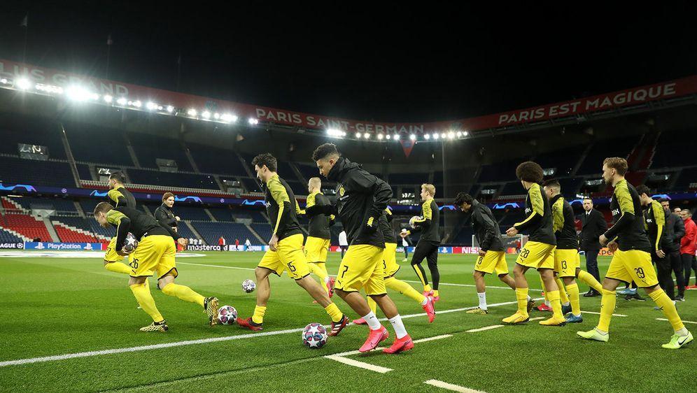 Borussia Dortmund darf derzeit auch nicht in Kleingruppen trainieren. - Bildquelle: getty