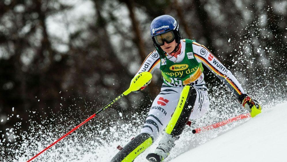 Lena Dürr ist beim Weltcup in Reichweite zur Top 10 - Bildquelle: PIXATHLONPIXATHLONSID