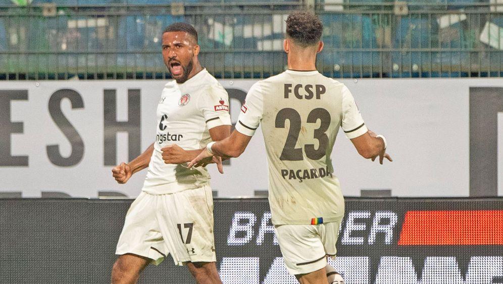 Der FC St. Pauli trifft am zweiten Spieltag der 2. Liga auf den 1. FC Heiden... - Bildquelle: Imago