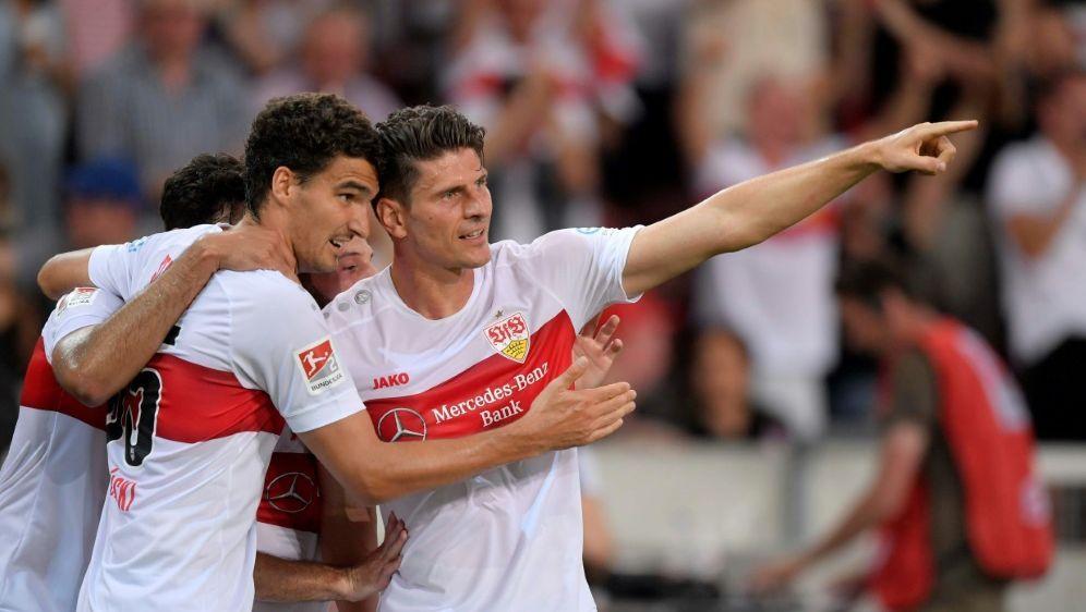 Die VfB-Stars unterstützen Bedürftige in der Coronakrise - Bildquelle: PIXATHLONPIXATHLONSID