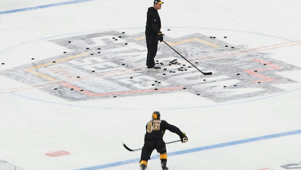 NHL sucht mögliche Spielorte für den Re-Start - Bildquelle: AFPGETTY SIDBRUCE BENNETT