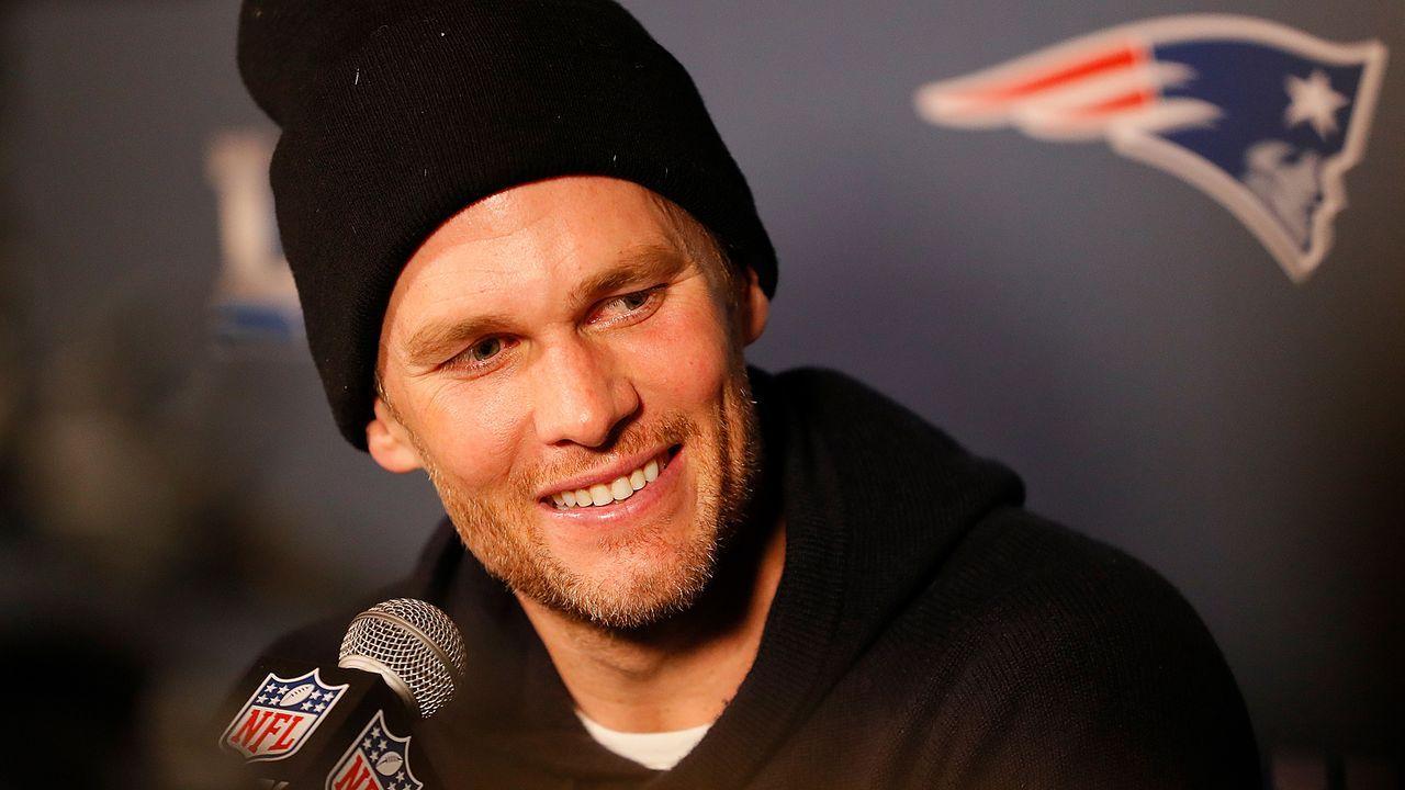 Diese NFL-Rekorde kann sich Brady 2019 schnappen - Bildquelle: 2019 Getty Images